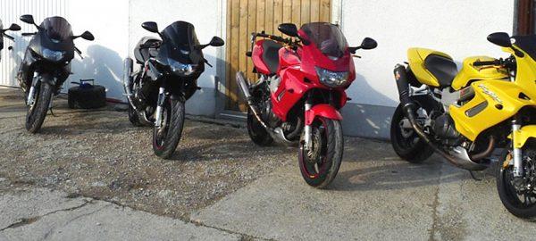 VTR 1000 F